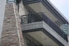 Lưới an toàn ban công giải pháp an toàn nhất cho chung cư