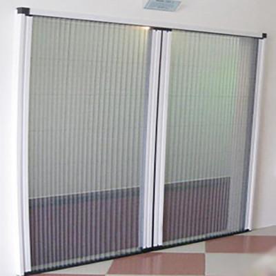 Cửa lưới chống muỗi xếp không ray