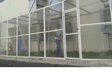 Lưới chống côn trùng cho nhà máy, kho xưởng