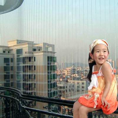 Lưới an toàn ban công an toàn cho trẻ nhỏ